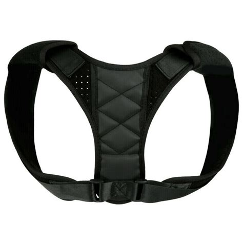 Adjustable Posture Corrector Back Shoulder Support Correct ...