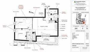 plan de masse d39une maison With plan de masse d une maison