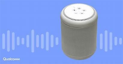 Smart Audio Qualcomm Kit Meet Speakers Platform