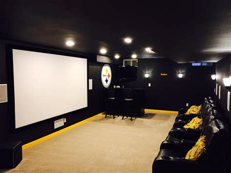 """120"""" Home theater projector screen fixed frame projection"""