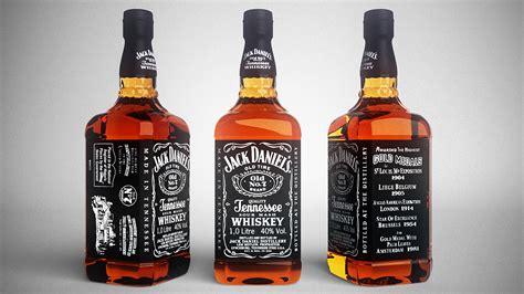 Jack Daniel's Bottle Outlin Hd Wallpaper, Background Images