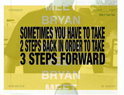 Steps Take Forward Sometimes Order