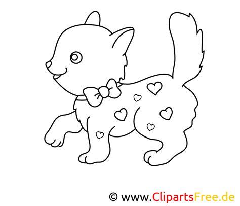 ausmalbilder zum drucken katzen