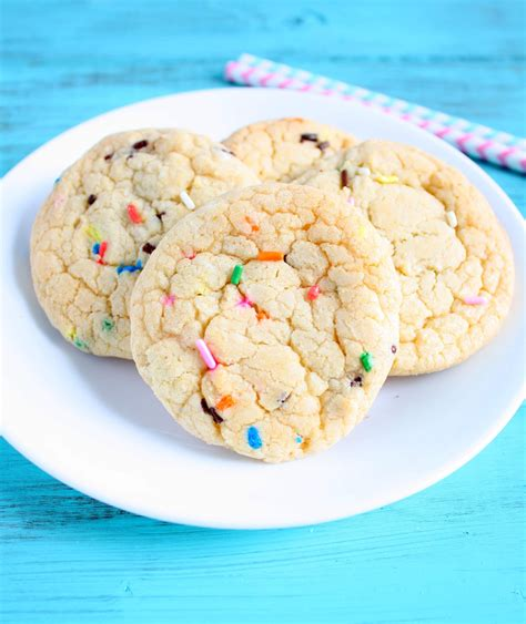It might still be on them. Duncan Hines Cookie Recipes Using Cake Mix / Recipe ...