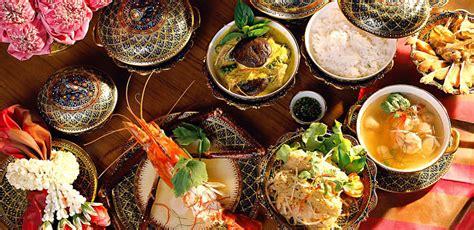 cuisine thaï destination du moment la magie de la thaïlande