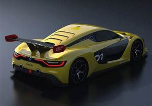 Renault Sport RS 01 Debuts at Moscow Motor Show [Video
