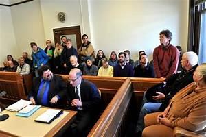Coal protesters seek jury trial