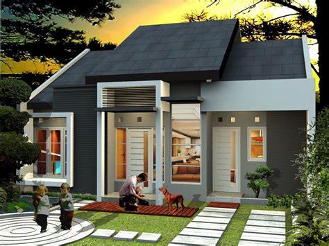 dekorasi dan desain rumah minimalis type 45 contoh model