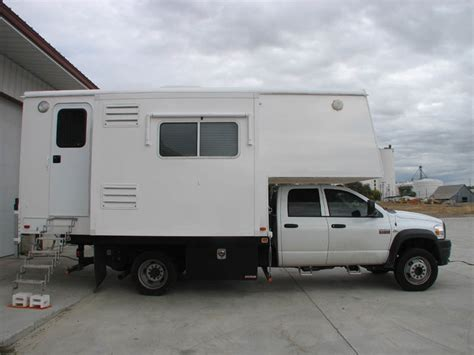 Flatbed Pickup Truck Campers