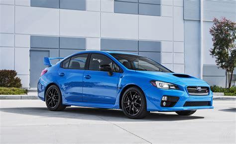 2016 Subaru Brz And Wrx Sti Get Series.hyperblue Special
