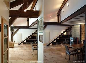 Studio Mezzanine Paris : loft chaudron l studio studio d architecture et de ~ Zukunftsfamilie.com Idées de Décoration