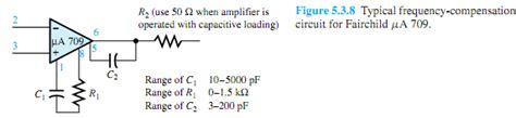 External Frequency Compensation Operational Amplifier