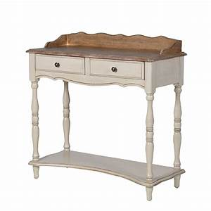 Console tables wiltshire cream hall table for Cream hall table