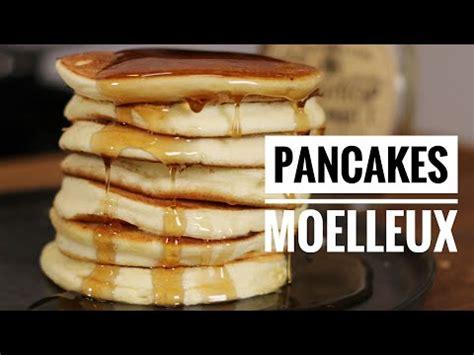 cuisine d herve recette facile des pancakes moelleux par hervé cuisine