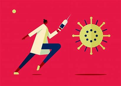 Vaccine Vector Virus Illustration Freepik India