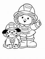 Coloring Firefighter Pages Sheets Preschoolers Fire Cool Colouring Preschool Fighter Firefighters Truck Fireman Printable Uniform Sheet Kindergarten Fun Sam Letscolorit sketch template