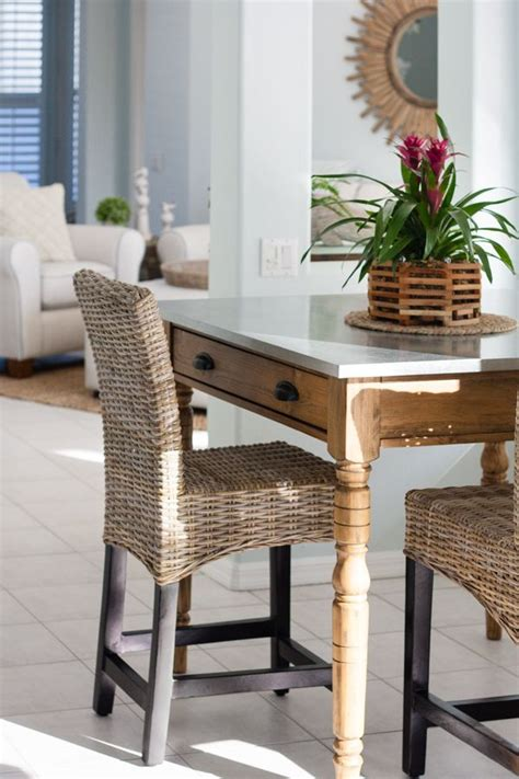 coastal kitchen table coastal kitchen and family room tables cottages and 2284