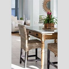 Coastal Kitchen And Family Room  Tables, Cottages And