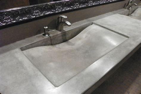 Lucky Pie Bathroom Concrete Sink Concrete Pete 16th Denver