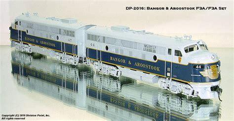 bangor aroostook   gauge  gauge railroading