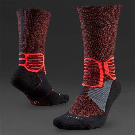 nike hyper elite cushioned socks mens clothing