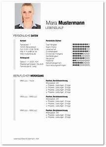 Bewerbung Als Führungskraft : tabellarischer lebenslauf gratis vorlagen tipps ~ Markanthonyermac.com Haus und Dekorationen