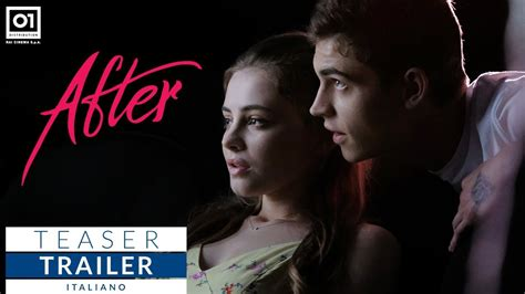 AFTER (2019) - Teaser Trailer Italiano HD - YouTube