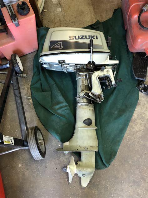 suzuki dt outboard motor