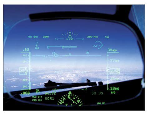 EVS, SVS spurring HUD interest | Business Aviation News ...