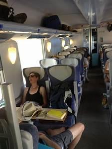 Train à L Arrivée : tous nos trains sont climatis s assure la sncf ou presque l 39 interconnexion n 39 est plus ~ Medecine-chirurgie-esthetiques.com Avis de Voitures