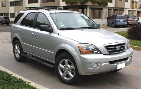 2007 Kia Sorento Photos, Informations, Articles