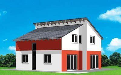 1 5 Geschossige Häuser by Pultdach Brandt Massivhaus