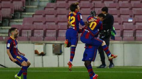 La Liga: Barcelona net late winner vs Valladolid; Messi ...