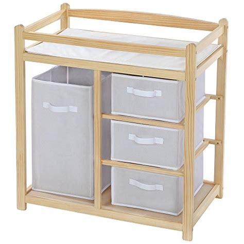 mueble cambiador bebe tectake cambiador de pañales para bebes mueble comoda
