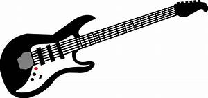 Free electric guitar clip art free vector download (23 ...