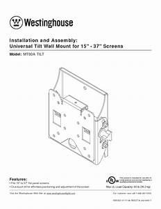 Mt80a Tilt Manuals