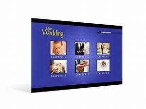 yudavision productions announces collection one weddings With adobe encore menu templates free