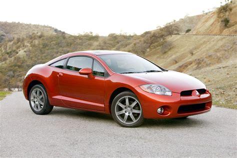 Used 2006 Mitsubishi Eclipse by 2006 12 Mitsubishi Eclipse Consumer Guide Auto