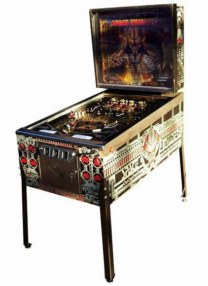 Pinball Machine Space Invaders Machines Reconditioned Games