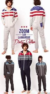 Pyjama Homme La Halle : pyjama combinaison homme ~ Melissatoandfro.com Idées de Décoration