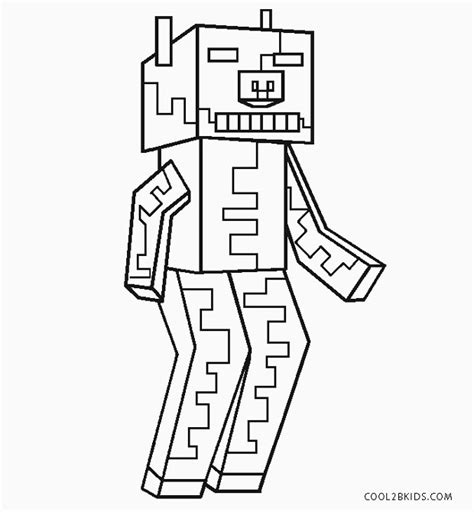 printable zombie coloring pages  kids coolbkids