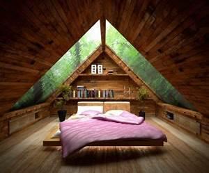 Bett 1 X 2 M : schlafzimmer mit dachschr ge das richtige bett am richtigen ort ~ Bigdaddyawards.com Haus und Dekorationen