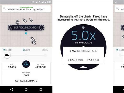 smart hacks  beat  uber price surge  india gizbot news