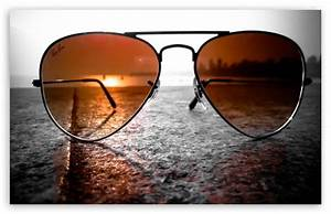 Ray Ban Aviator Sunglasses 4K HD Desktop Wallpaper for ...