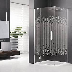 paroi de douche verre novellini lunes espace aubade With porte de douche coulissante avec neon led salle de bain