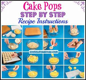Easter Egg Cake Pops  With Recipe  U0026 Photo Instructions