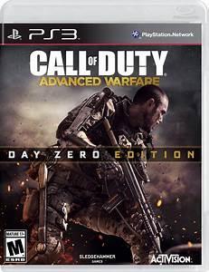 Call of Duty: Advanced Warfare Release Date (PS3, PC, Xbox ...