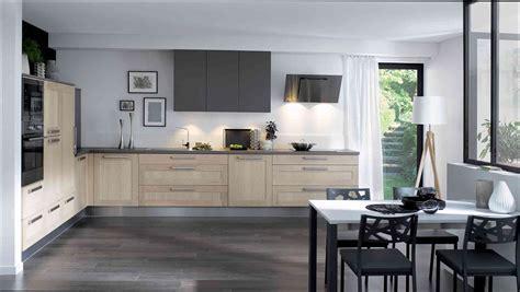 cuisine moderne bois massif cuisine bois cuisine bois massif cuisinella