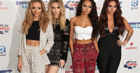 Little Mix cancel USA tour to concentrate on creating new ...