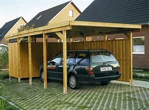 Carport 3 X 4 : carport flachdach nadelholz l3 sams gartenhaus shop ~ Whattoseeinmadrid.com Haus und Dekorationen